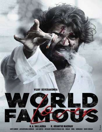 World Famous Lover 2021 Full Movie Hindi Dubbed Download