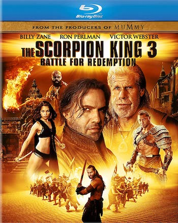 The Scorpion King 3 – Battle For Redemption 2012 Dual Audio Hindi 480p BluRay 350mb