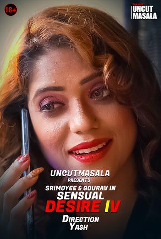 Sensual Desire 4 2021 EightShots Hindi UNCUT Hot Web Series 720p HDRip x264 100MB