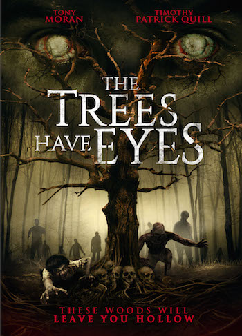 The Trees Have Eyes 2020 UNRATED Dual Audio Hindi 720p DVDRip 950mb