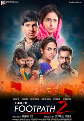 Care of Footpath 2 2021 Hindi Dubbed 480p WEB-DL x264 350MB