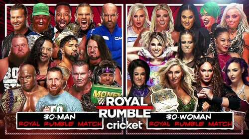 WWE Royal Rumble 31st January 2021 720p 999MB PPV WEBRip 480p