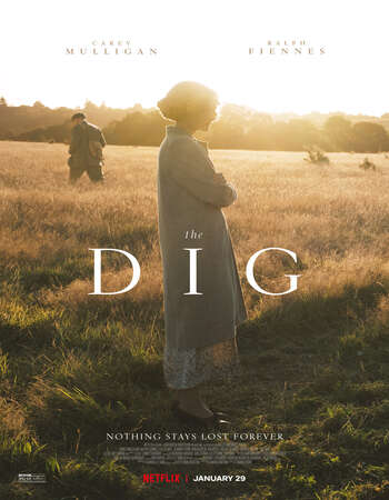 The Dig 2021 English 720p Web-DL 950MB ESubs