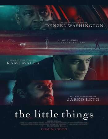 The Little Things 2021 English 400MB Web-DL 480p ESubs