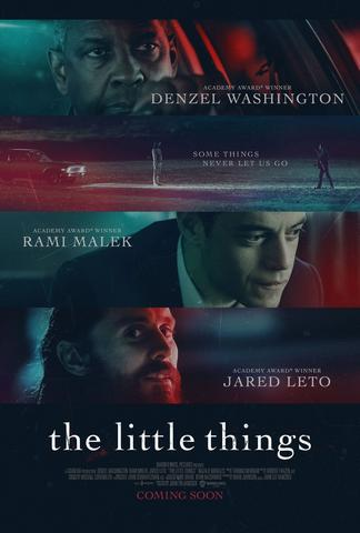The Little Things 2021 English 480p HDRip x264 400MB ESubs