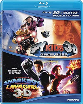 Spy Kids 3 - Game Over 2003 Dual Audio Hindi Bluray Movie Download