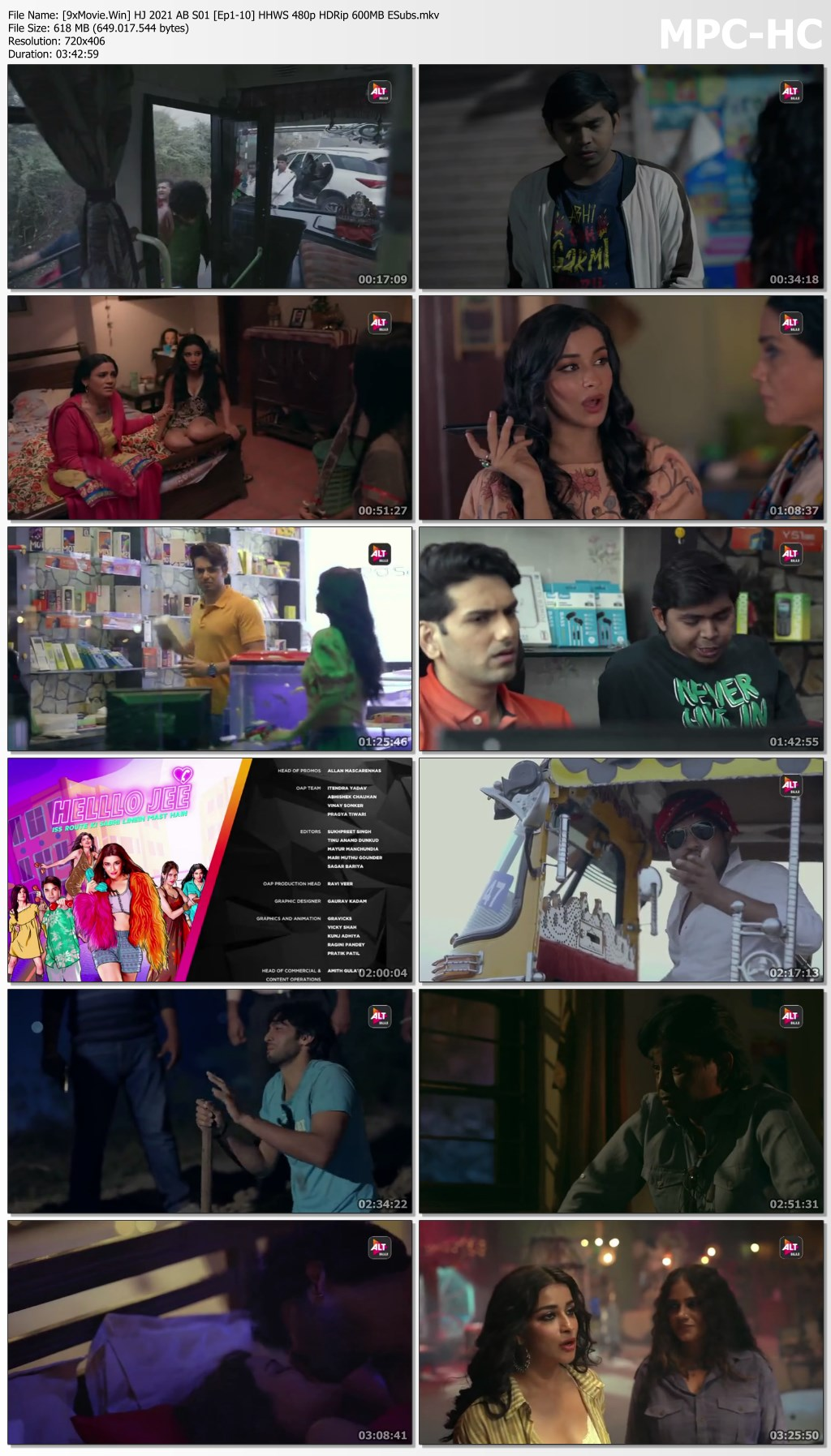 Helllo Jee 2021 AltBalaji Hindi S01 Hot Web Series 480p HDRip x264 600MB ESubs