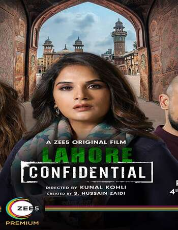 Lahore Confidential 2021 Hindi 720p HDRip ESubs