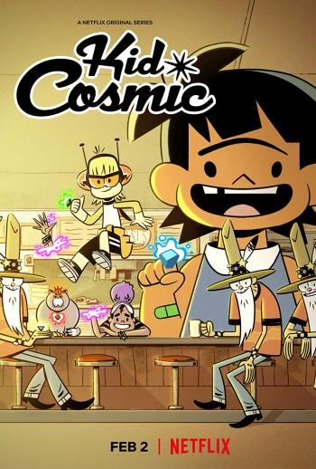 Kid Cosmic 2021 S01 Netflix Originals Hindi Web Series All Episodes