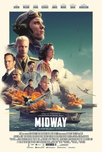 Midway 2019 Dual Audio Hindi English Web-DL 720p 480p Movie Download