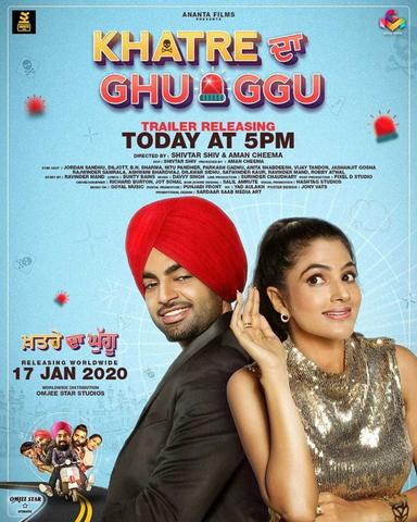 Khatre Da Ghuggu 2020 Punjabi 480p HDRip x264 350MB