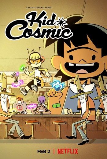 Kid Cosmic 2021 Complete WEB Series Download