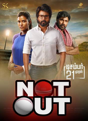 Not Out 2021 Hindi Dubbed 480p UNCUT HDRip x264 400MB