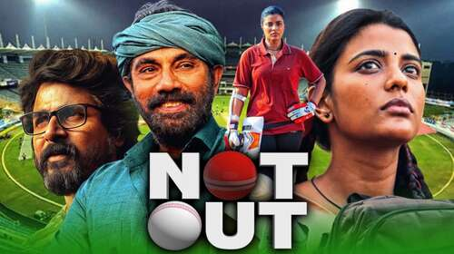 Not Out 2021 Hindi Dubbed Full Movie 720p Download