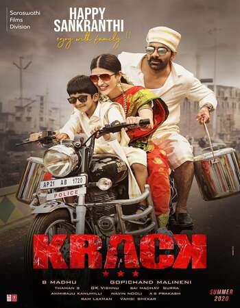 Krack 2021 Telugu 720p HDRip ESubs