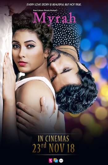 Myrah 2021 Hindi 720p HDRip x264