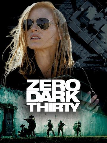 Zero Dark Thirty 2012 Dual Audio Hindi 480p BluRay x264 450MB ESubs