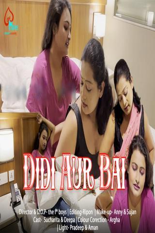 Didi Aur Bai 2021 LoveMovies Hindi Hot Video 720p HDRip x264 150MB
