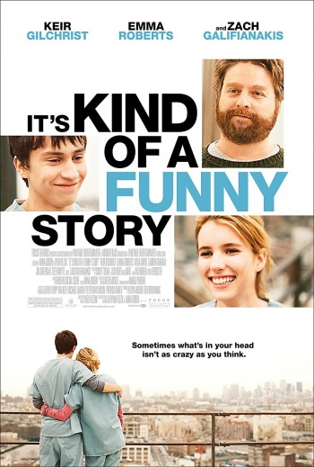Its Kind of a Funny Story 2010 Dual Audio Hindi English BRRip 720p 480p Movie Download