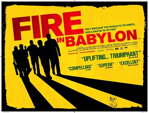 Fire in Babylon 2010 Dual Audio Hindi English BRRip 720p 480p Movie Download