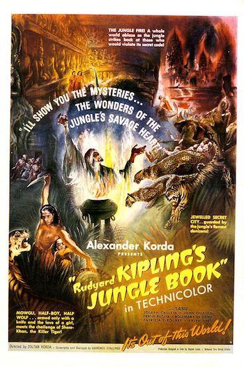 Jungle Book 1942 Dual Audio Hindi 480p BluRay 300mb