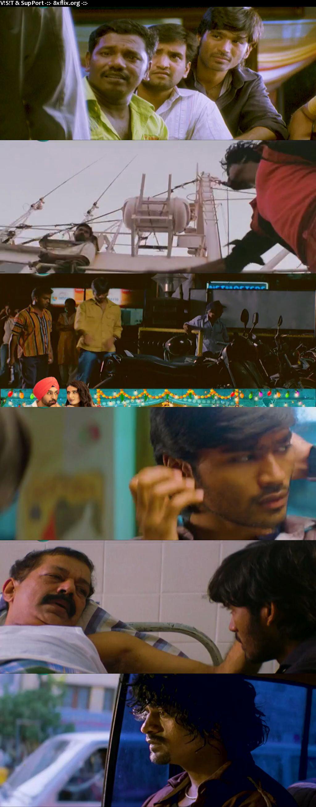 Polladhavan 2007 Full Movie Hindi Dubbed 720p 480p HDTV