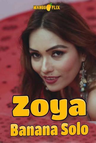 18+ Zoya Banana Solo 2021 MangoFlix Hindi Hot Video 720p HDRip x264 70MB