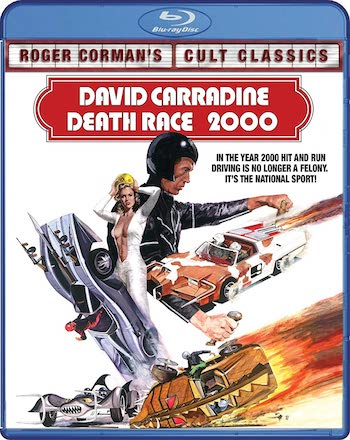 Death Race 2000 (1975) Dual Audio Hindi 480p BluRay 250MB