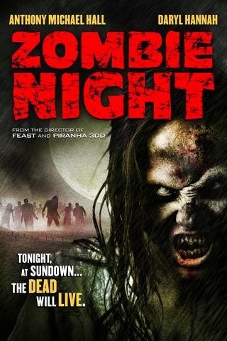 Zombie Night 2013 Dual Audio Hindi 480p BluRay x264 300MB