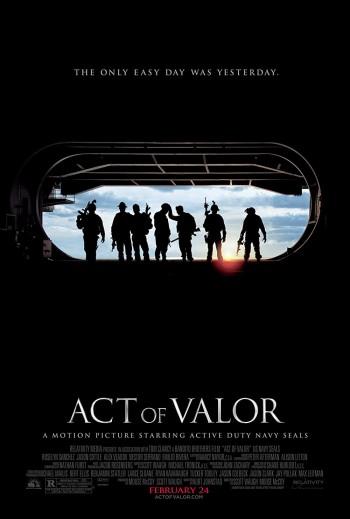Act of Valor 2012 Dual Audio Hindi English BRRip 720p 480p Movie Download