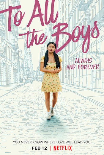 To All The Boys Always And Forever 2021 Dual Audio Hindi 480p WEB-DL 350mb