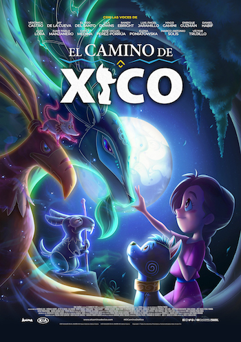 Xicos Journey 2020 Dual Audio Hindi 480p WEB-DL 280mb