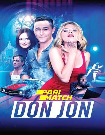 Don Jon 2013 Hindi (HQ DUB) 720p BluRay x264
