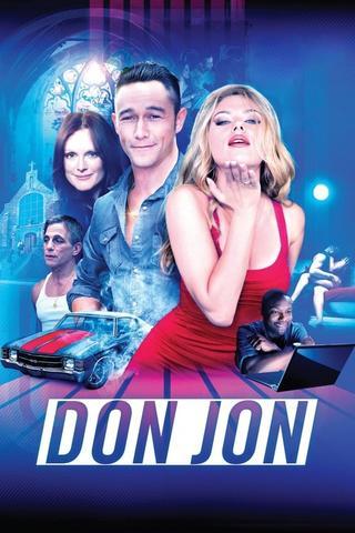 Don Jon 2013 Hindi Dubbed (Fan Dub) 480p BluRay x264 300MB