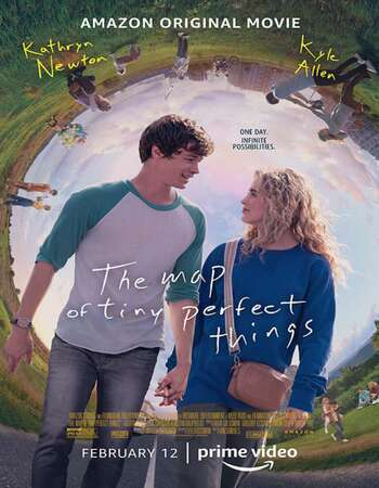 The Map of Tiny Perfect Things 2021 English 720p Web-DL 850MB ESubs