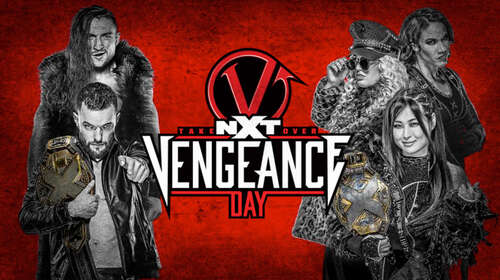 WWE NXT TakeOver Vengeance Day 14th February 2021 720p 650MB PPV WEBRip 480p