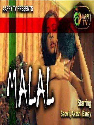 Malal 2021 AappyTV Hindi Hot Web Series 360p HDRip x264 50MB