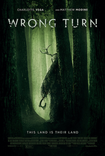 Wrong Turn 2021 English 720p WEB-DL 850MB ESubs