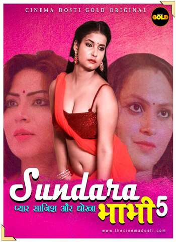 Sundra Bhabhi 5 2021 CinemaDosti Hindi Hot Web Series 720p HDRip x264 150MB