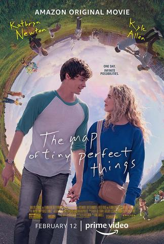 The Map of Tiny Perfect Things 2021 English 480p HDRip x264 300MB ESubs