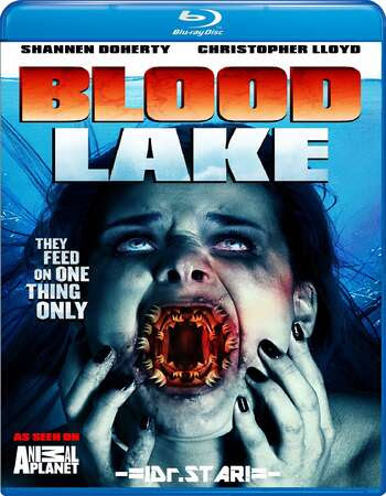 Blood Lake - Attack of the Killer Lampreys 2014 Dual Audio Hindi Bluray Movie Download
