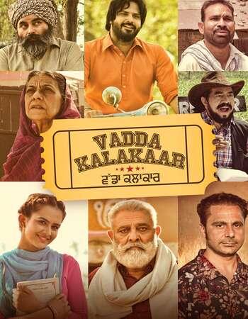Vadda Kalakaar 2018 Punjabi 720p HDRip ESubs