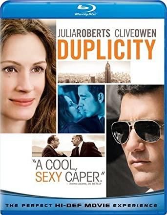 Duplicity 2009 Dual Audio Hindi 480p BluRay 500MB