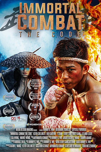 Immortal Combat – The Code 2019 Dual Audio Hindi 480p WEBRip 280MB