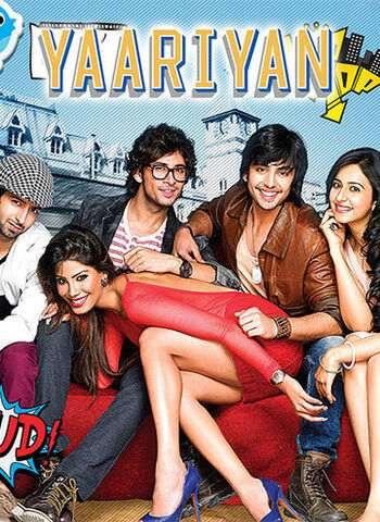 Yaariyan 2014 Hindi 480p WEB-DL x264 400MB ESubs
