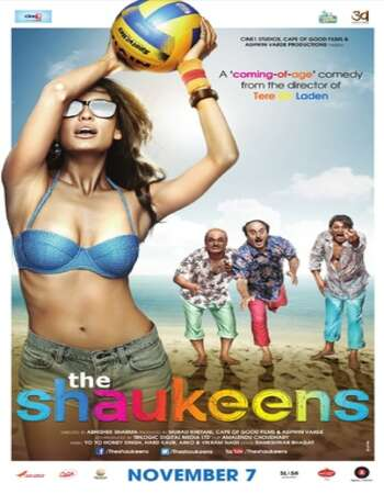 The Shaukeens 2014 Hindi 720p HDRip x264