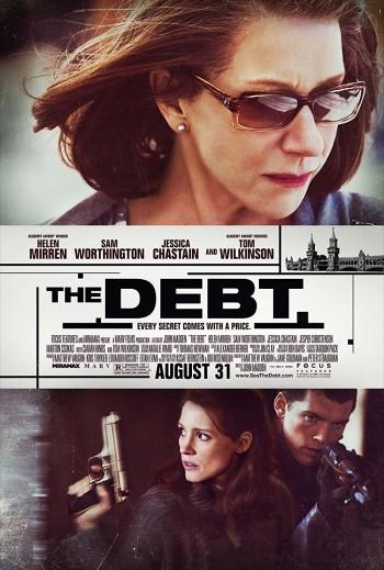 The Debt 2010 Dual Audio Hindi English BRRip 720p 480p Movie Download