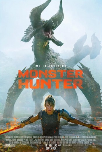 Monster Hunter 2020 Dual Audio Hindi English Web-DL 720p 480p Movie Download
