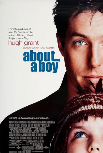 About A Boy 2002 Dual Audio Hindi English BRRip 720p 480p Movie Download