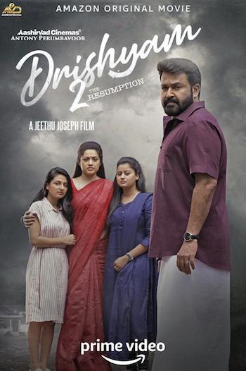 Drishyam 2 (2021) Malayalam Movie Download